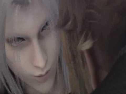 Fore! Final Fantasy VII Advent Children - Black Black Heart