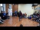 Фестиваль Level up Баттл по брейк-дансу в Академии Танца Саратов. 04.02.2018. 11. Девчата. Взрослые.