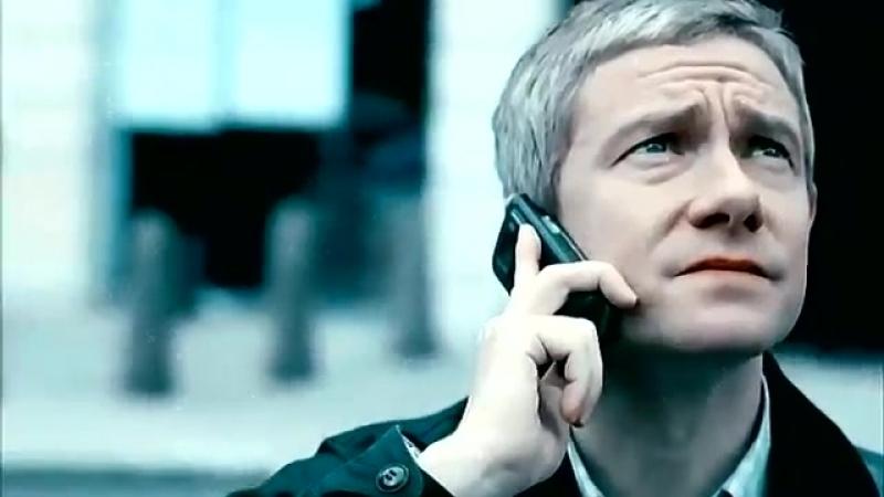 Sherlock l goodbye, John l La Calin