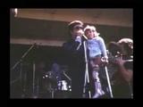 John Lennon &amp Harry Nilsson in Central Park