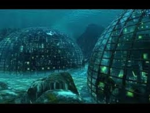 Сразу в нескольких точках мирового океана зафиксировано необычное движение под водой.Подводные НЛО