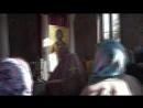 Со духи праведных скончавшихся, заупокойная Лития, храм в честь св. Луки Крымского военного госпиталя, г. Рязань, 27.09.18 г.
