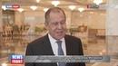 Лавров прокомментировал заявление Могерини о ситуации в Азовском море