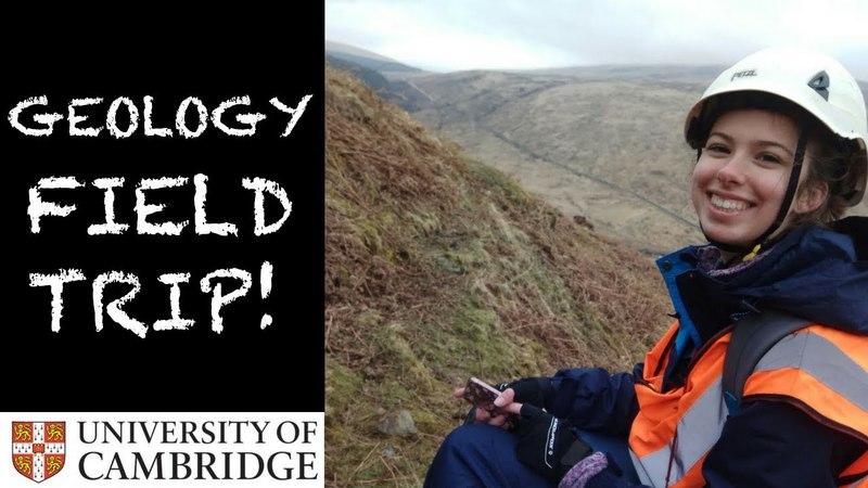 GEOLOGY FIELD TRIP WITH CAMBRIDGE UNI: ISLE OF ARRAN!