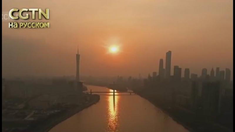 Нет пластмассовому миру -- Экологи провинции Гуандун борются с пластиковым загрязнением Жемчужной реки