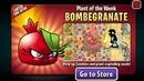 Растения против Зомби 2 - КРЫШЕСНОСНЫЙ ГРАНАТ - ПРИДУМЫВАЮ СТРАТЕГИЮ Bombegranate @ BattleZ