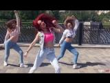 Plastic Line Choreo by Nadtochey Tatiana Eva Simons Guaya