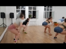 Танцы Амазонка фитнес кузнечики