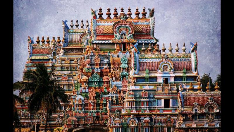 Лучшие храмы Индии (The best temples of India)