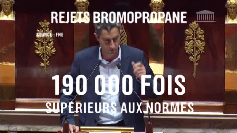 François Ruffin: QUAND SANOFI RIME AVEC LA MACRONIE !