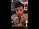 Seungri has good taste. Eating ramen while jamming to @BTS_twt Best of Me - - PremiosMTVMiaw MTVBRKPOPBTS