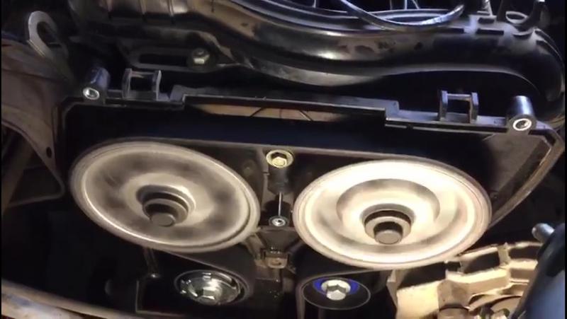 Работа 16 клапанного двигателя Калины автосервис Казар Чистополь