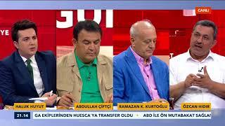 Gündem Özel Ortadoğu Abdullah Çiftçi Ramazan Kurtoğlu Özcan Hıdır Haluk Huyut 07 08 2018