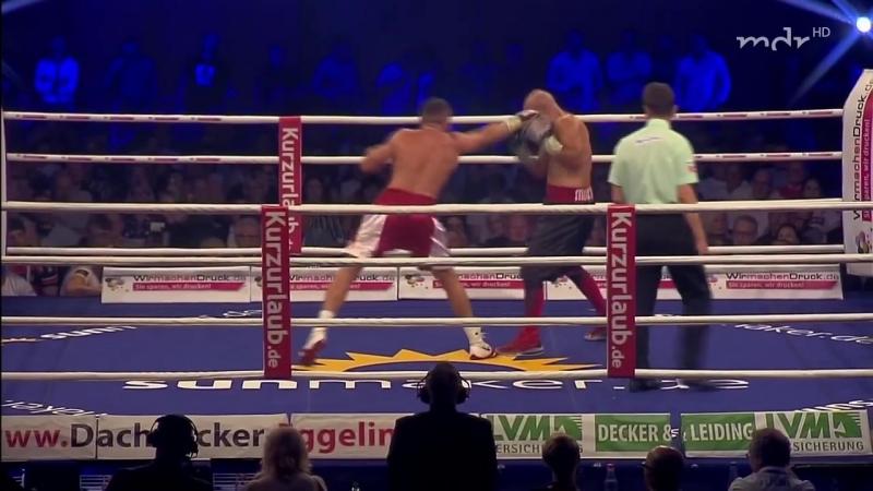 Адам Дайнес vs Мустафа Шадлиуи (Adam Deines vs Mustafa Chadlioui) 15.09.2018