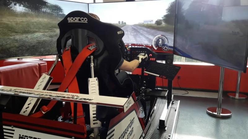 Motorsport Simulator - Ралли Германия