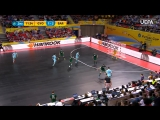 Futsal Cup highlights_ Third-place play-off Győr v Barcelona