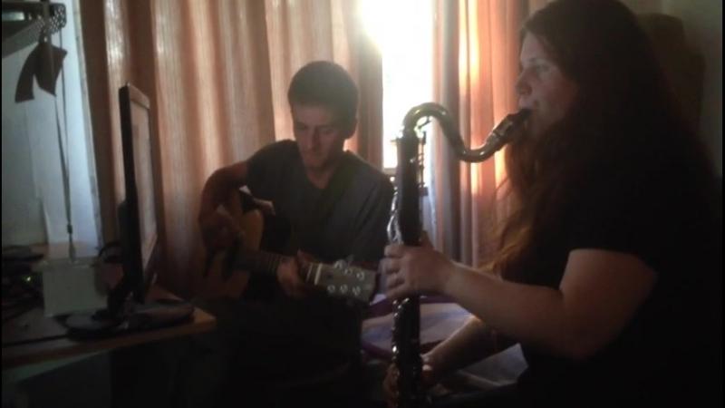 В гостях бас-кларнет