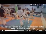 Ударка ногами в Кёкусинкай карате через Бурпи. СФП Подготовка бойца. http://vk.com/oyama_mas