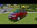 CCD. Машина Рено Логан для City Car Driving 1.5.1-1.5.6