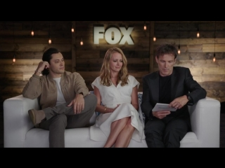 The Gifted cast has brought its power to FOX TCA 2018.