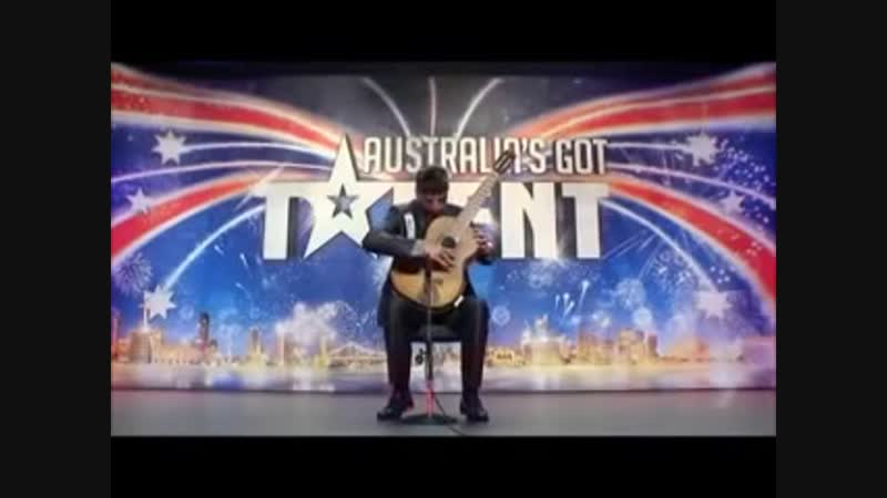 Tom Ward - Australias Got Talent Audition 2011