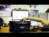 Обзор усилителей Kicx серии GT