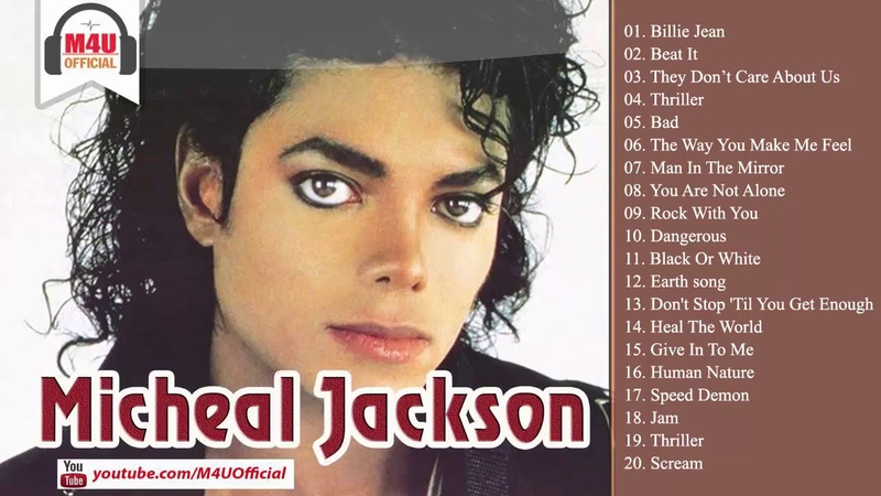 Micheal Jackson Greatest Hits Full Album Best Songs of Micheal Jackson HQ