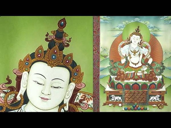 Mantra largo y corto de Vajrasattva (Bendza Sato)