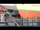 Launching Ceremonial - Kapal Perintis Sabuk Nusantara 106 (Samudera Shipyard)
