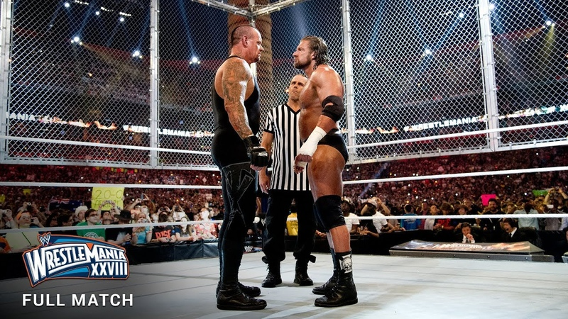 FULL MATCH - The Undertaker vs. Triple H - End of an Era Match: WrestleMania XXVIII (WWE Network)