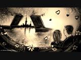 История любви Константина и Дарьи 02.06.18. Песочная анимация