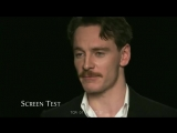 Fassy's first audition for #Xmen First Class (2010)