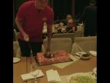 Ещё немного об атмосфере в команде и том, каково праздновать день рождения на сборах ? ?? ?
