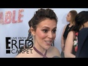 Alyssa Milano on What Attracted Her to Insatiable Role E Live from the Red Carpet