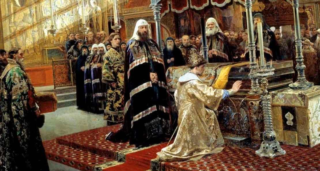 Царь Алексей