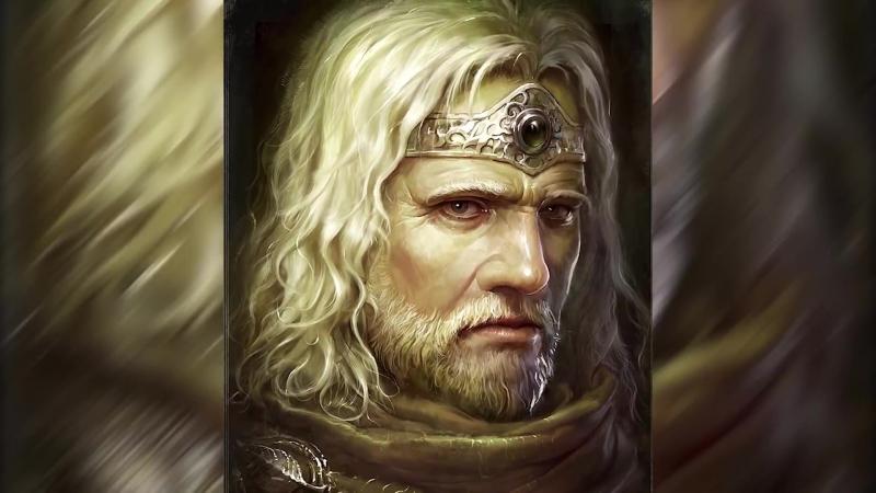 Братство Кольца после победы над Сауроном ¦ Властелин Колец ⁄ The Lord of the Rings