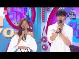 180812 MC Seulgi (Red Velvet) @ SBS Inkigayo