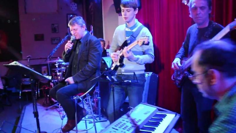 I love Paris Cole Porter Александр Розмари Jam Prestige club 4 02 2015
