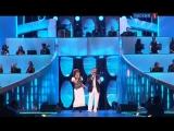ВИА Верасы - Белый снег (Песня года 2011)