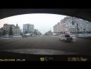 Дрифт «шохи» на Красном Пути, Омск