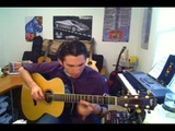 Adam Cantor - Fingerstyle Guitar Shredding!