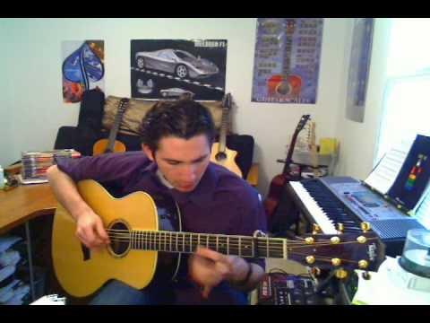 Adam Cantor - Fingerstyle Guitar Shredding!