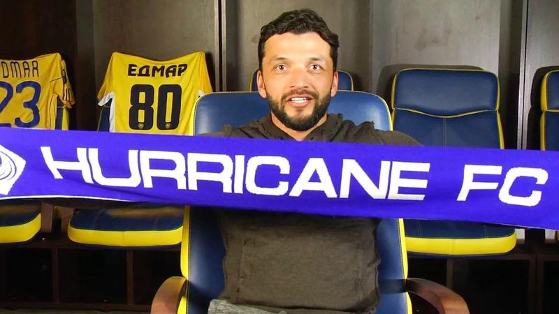 Hurricane FC: Meed Edmar