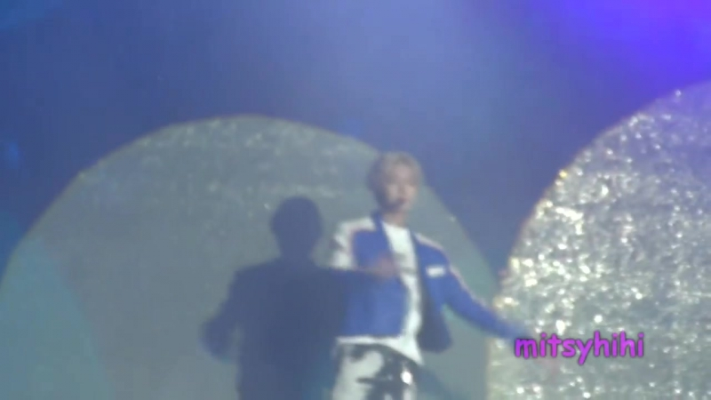 [VK][180812] MONSTA X fancam - From Zero Because of U White Lover @ THE 2ND WORLD TOUR 'The Connect' in Sao Paulo