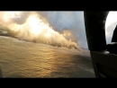 Liveleakcom Aerial footage shows massive corrosive seawater plumes as lava hits Hawaii seas
