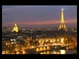 Louis ARAGON - LES FEUX DE PARIS par Jean Ferrat