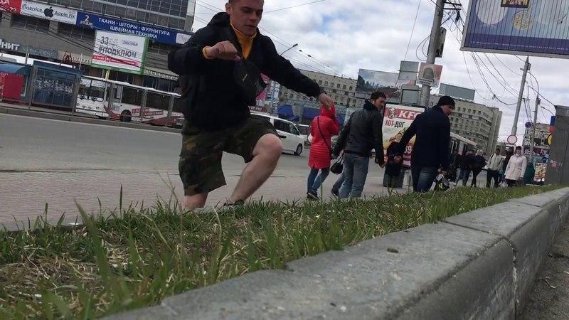Тревел-влог 2. Путь на Алтай к ледникам. Новосибирск
