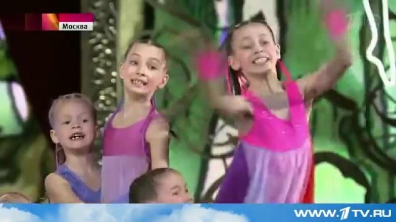 Репортаж. О II-ом фестиваль детского танца Светлана