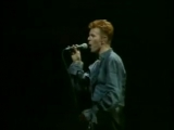 David Bowie - live in Moscow - 1996 (track 11 - All The Young Dudes)