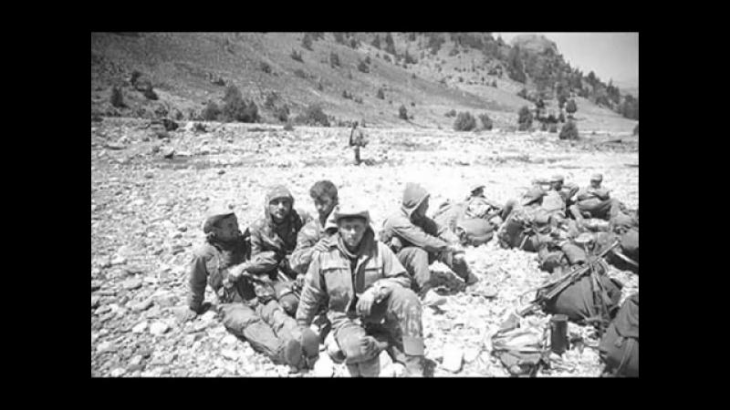 Афганистан. Моджахеды мы видим вас. (2nd SpetsNaz Battalion).flv
